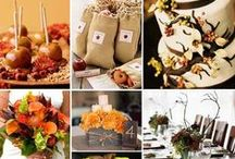 Fall Wedding  / Fall wedding inspiration and all things fall!