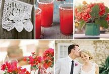 Summer Wedding  / Wedding inspiration for the perfect summer Wedding!