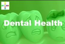 Dental Health / Keep your mouth healthy and happy with dental health info from PositiveMed.