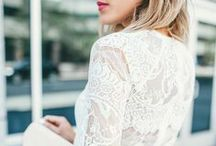 dressing up / lace & flared skirts - we all like to dress up once in a while, right?