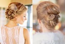 Kiss and Makeup / Hair, nails, makeup, you name it! A bride's resource for today's trending styles.