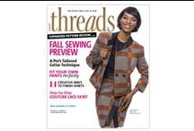 November 2014 Issue #175 / Now on Newsstands! / by Threads Magazine