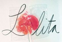 Lolita / my favourite novel, a masterpiece of modern american literature, a must-read, crime and lovestory at the same time & an unreliable narrator at its best