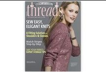 January 2015 Issue #176 / Now on newsstands! / by Threads Magazine