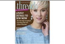March 2015 Issue #177 / Now on newsstands! / by Threads Magazine