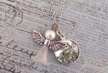 Memorial Jewelry and Angel Jewelry / Memorial jewelry and Angel Jewelry
