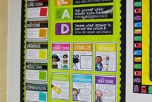 Elementary Education: Bulletin Boards / by Kaitlyn Booth