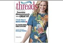 November 2015 Issue #181 / Now on newsstands. / by Threads Magazine