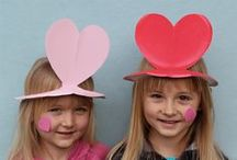 Kinder February Themes / Dental Health, Groundhog's Day, Valentine's Day, President's Day, and more!