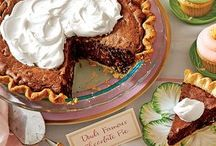 Recipes: Just Desserts