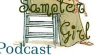 The Sampler Girl Podcast on iTunes / A podcast about knitting, reading, and everyday Grace.