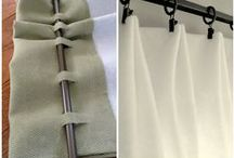 Window Treatments / Draperies, curtains, blinds and shades dress up a room, making it look finished. Even inexpensive window treatments can help stage your home for a quicker sale.