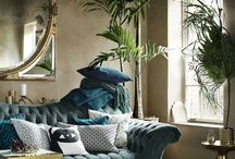 Living space - in detail / Home and interiors inspiration, living inspiration, interior styling, home decor,