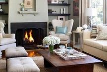 The Coffee Table / The perfect coffee table will pull an entire living room or family room together.