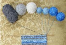 Knitting / by Jennifer Folden