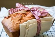 BREAD:  MUFFINS+QUICK & SAVORY LOVES / Muffins plus Quick & Savory breads. / by Janice Maiolatesi