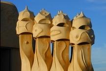 Gaudi / by Ana Paola