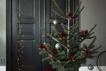 Christmas - in detail / Christmas decor and interiors, holiday season, decorations
