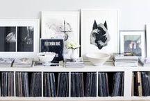 Livingroom / by Julia Chestnut&Sage