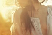 Vanilla Skies~ / Shades of vanilla and shadows....