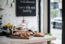 Cafés, Bars & Restaurants / by Julia Chestnut&Sage