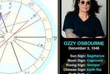 Famous Sagittarius Sun's / by Sonya Mount