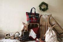 A Very Merry Plum Christmas - 2014 / Plum & Ashby Christmas inspiration including gift ideas, decorating ideas and festive food.