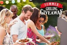 Red Gold Summer Grilling / Join Red Gold and Laura's Lean Beef during our Summer Grilling Giveaway for a chance to win a Big Green Egg! Feel free to share with us your recipes, or try making one of our new Grilling Recipes and post your recipe images on Facebook, pin them on Pinterest or share them via Instagram & Twitter: #RedGoldRecipes #LaurasLeanBeef  #Grillitnow  / by Red Gold Tomatoes