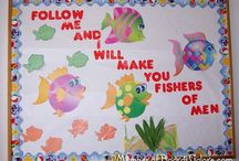 Mom's Church Bulletin Board / by Kayla Henderson
