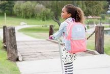 #Back2You... School / This Fall, don't just get back to school... get back to YOU with Lunchskins in eco-chic style. www.lunchskins.com