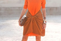 SpicyTREND / Orange / by Jessie Artigue / Style & Pepper