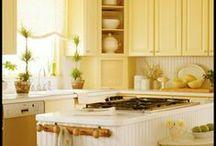 Kitchen stuffs / by Tori Bell