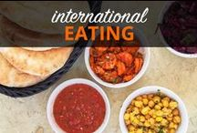 Eat the World / International cuisine and food from all over the world.  Message me for an invite!