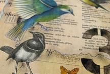 journaling stuffs / by Tori Bell