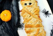 Halloween Recipes / Simple, easy and fun recipes and ideas for Halloween!