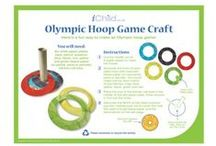Rio 2016 Olympics - Kids' Activities / Great activities for children with an Olympic theme! Visit iChild.co.uk for thousands more themed activities for children aged 0 - 11 years.