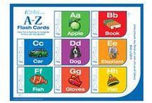 Alphabet Activities for Children / Great resources to help your child learn the alphabet! Visit iChild.co.uk for thousands more themed activities for children aged 0 - 11 years. / by iChild.co.uk