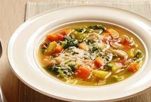 Soups / by Kelly Ryken
