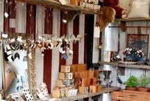 craft biz stuffs / by Tori Bell