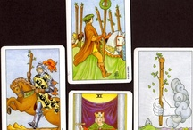 Spreads for Tarot, Lenormand, Oracle, & Playing Cards / The great Spreads I both create and come across in my tarot wanderings.