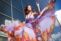 Exotic & Extravagant Gowns / Exotic & Extravagant Gowns