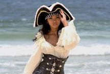Pyrate Wenches Ethnic / GORGEOUS ethnic pirate wenches!