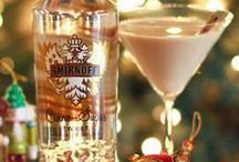 Smirnoff Holiday Party Tips / Throw the best holiday party with tips for drink recipes, décor ideas, & more from Smirnoff #Partycrafter Slow Roasted Italian! / by The Slow Roasted Italian | Donna