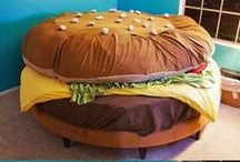 cool furniture / by BuzzFeed DIY
