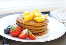 Healthy breakfast / Voedselzandloper ontbijt, sugarfree, flourless, cleaneating breakfasts