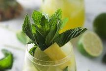 Drink Recipes / Cocktails, smoothies, summer drinks and more. Mix up some fun, refreshing drinks using these fun recipes. / by The Slow Roasted Italian