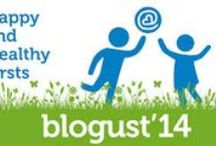 Blogust 2014 / Can a comment or share make a difference? With Blogust, it can. Each day we will bring you a personal story about Happy and Healthy Firsts. Every time you comment on or share the Blogust posts, Walgreens will help provide a life-saving vaccine for children around the world who need them most.