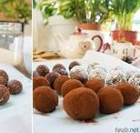 Ⓥ: raw & no-bake snacks, bars & bliss balls / healthy & quick Vegan snacks for when the sweet cravings hit
