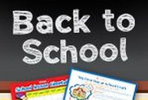 Back to School (for Parents) / Fun activities to help children get back into the routine of school.