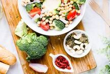 Ⓥ: salad mon amour / who said salads have to be boring?